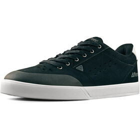 Afton Shoes Keegan Zapatillas pedal plano Hombre, black/grey